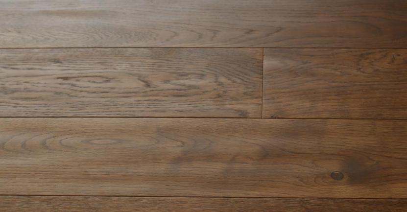 福斯实木地板水纹面系列焦糖色