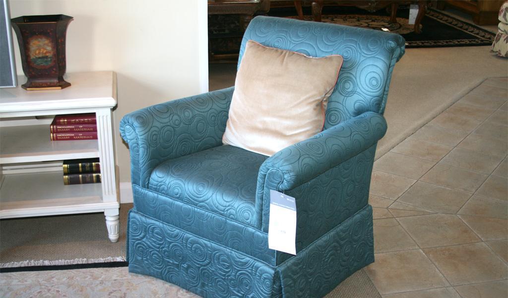 美克美家MK7508-4KP 4A681 925布艺单人沙发MK7508-4KP 4A681 925