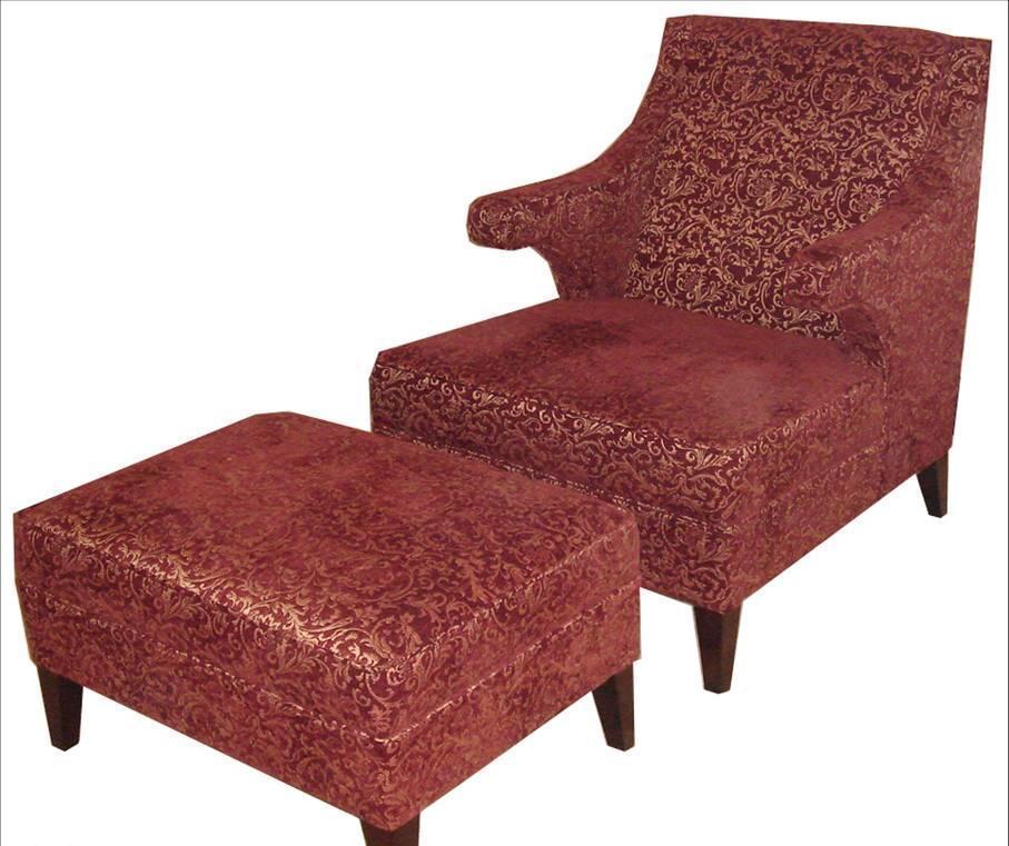 美凯斯客厅家具休闲椅M-C751XM-C751X