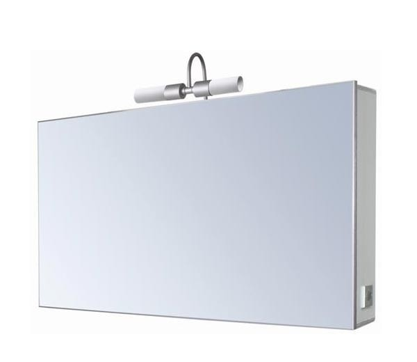 派尔沃浴室柜(镜柜)-M1402(800*550*140MM)M1402