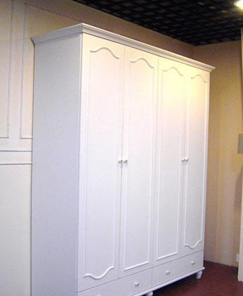 思可达卧室家具206型四门衣柜-1206型四门衣柜-1