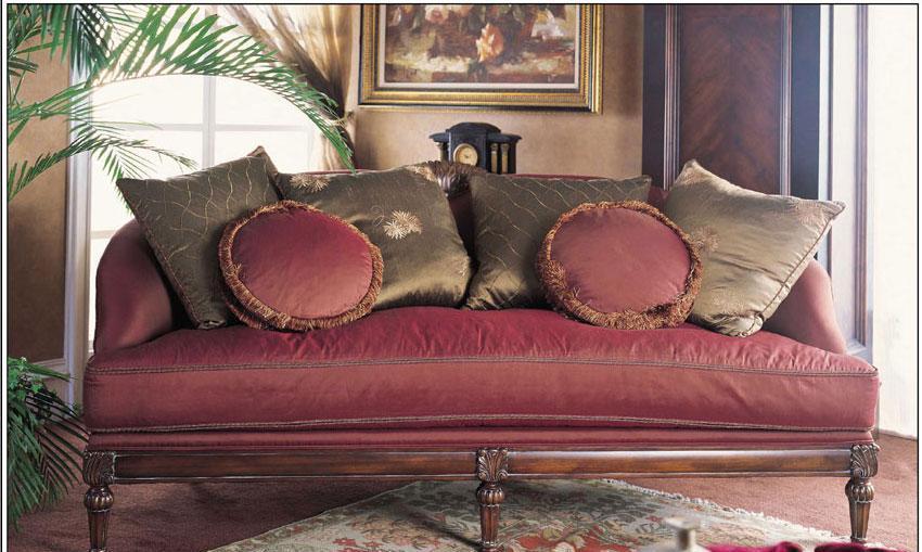 梵思豪宅客厅家具FH5023SF3p沙发FH5023SF3p