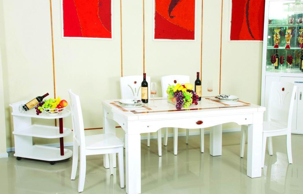 三叶餐桌钢琴世家系列07020702