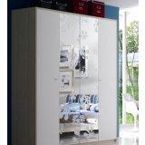 绿之岛白领生活系列BA222四门衣柜