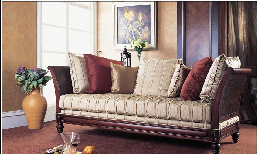 梵思豪宅客厅家具FH5064SF3p沙发FH5064SF3p