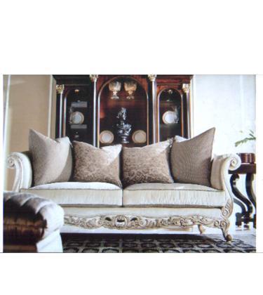 林木工坊家具欧式雕花沙发