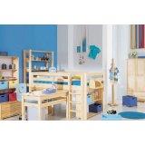 星星索S6219-10儿童书架床