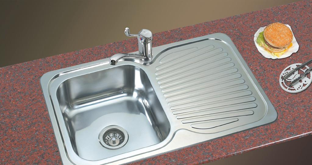 阿发厨房水槽AF8050