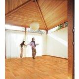吉象木地板温馨胡桃木W22-炫木
