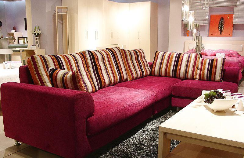 诺捷客厅家具沙发(2700*1800*620mm)