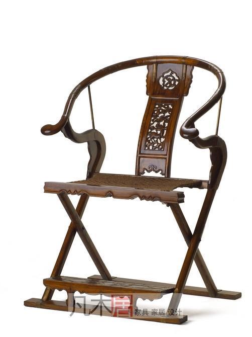 凡木居现代中式系列A2005交椅CT15A2005