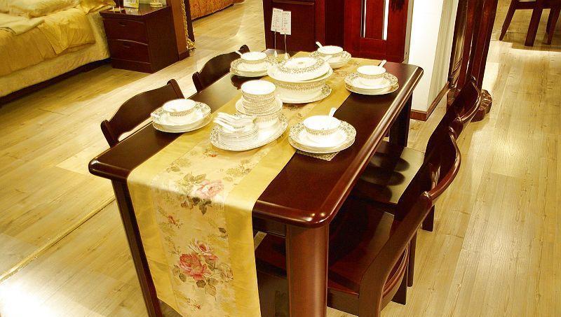 光明餐厅家具餐桌086-4102-28086-4102-28