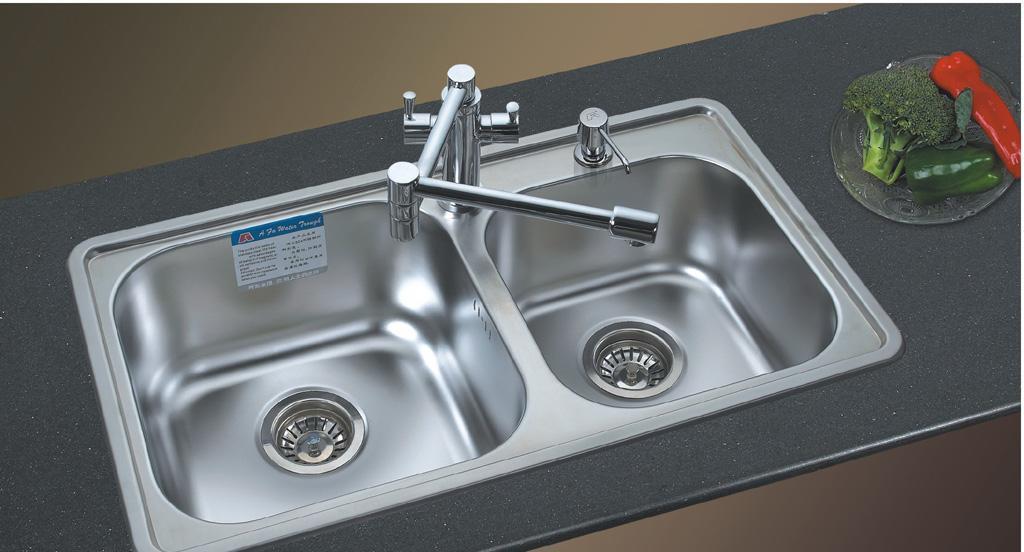 阿发厨房水槽AF-7543AF-7543