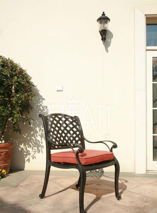 斐梵家居卡里纳系列FF-GY-11-010/8686固定椅FF-GY-11-010/8686