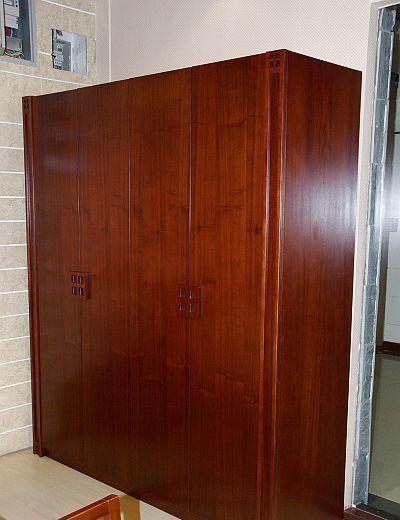华日卧室家具-格林尼治系列小窗岁月-卧室衣柜D9D9042