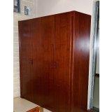 华日卧室家具-格林尼治系列小窗岁月-卧室衣柜D9