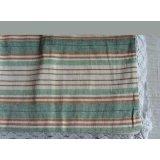 家元素SSL22395老粗布布席纯棉枕套