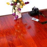 新绿洲直线实木系列红檀香实木地板