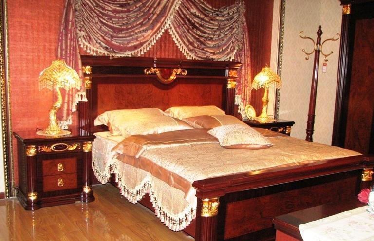中信家具-卧室家具-床、床头柜208-2