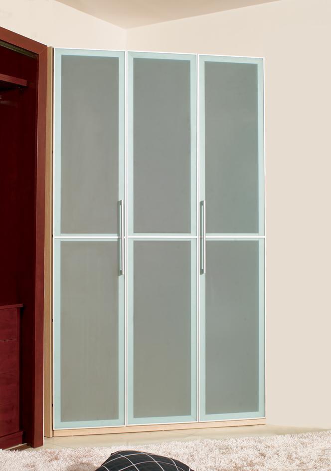 城市爱迪温馨爱家系列折叠门衣柜折叠门