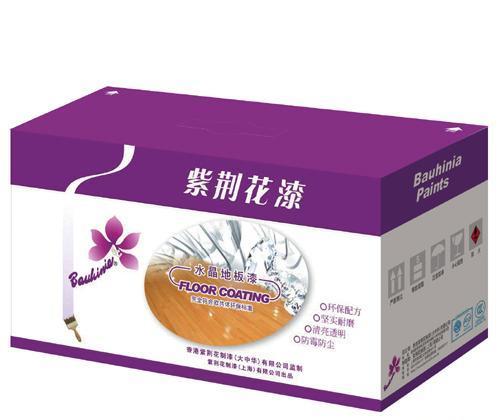 紫荆花水晶地板漆(半哑)6005SG