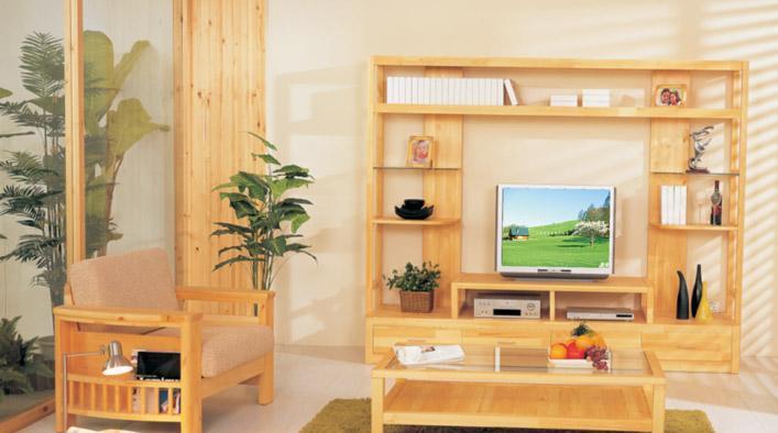 雅琴居松木电视机组合柜S6802S6802