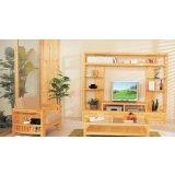 雅琴居松木电视机组合柜S6802