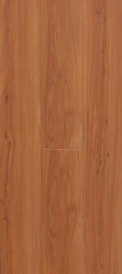 光益哑光模压系列YM3007樱桃木强化地板YM3007
