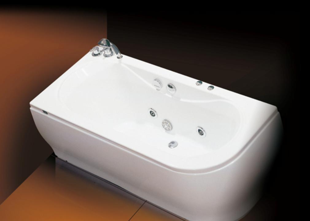 欧纳按摩浴缸百合1670百合1670