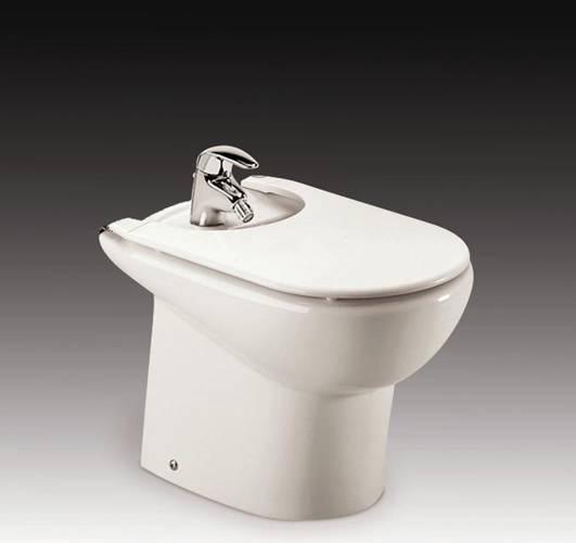 乐家卫浴魅力系列妇洗盆357354..3357354..3
