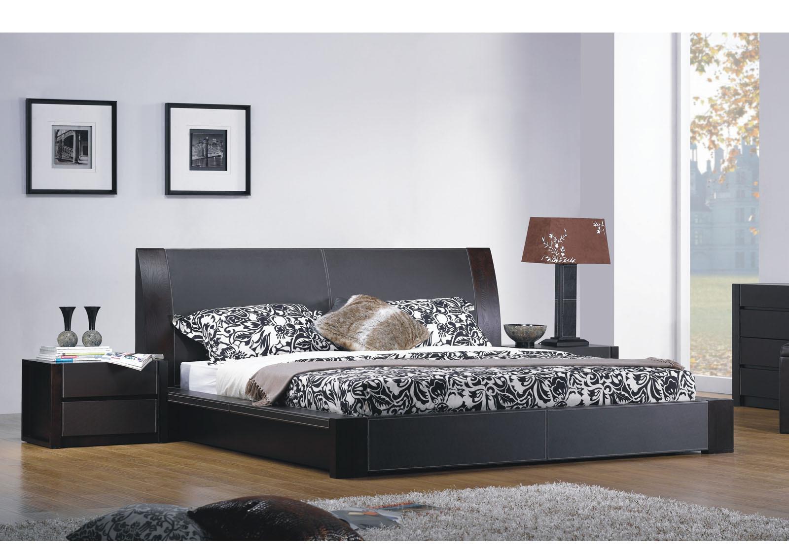 华林凯迪床头柜N066/W600 D420 H400N066