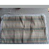 家元素SSL22392老粗布布席纯棉枕套