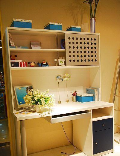 多喜爱儿童家具电脑桌 组合书桌8M12A8M12A