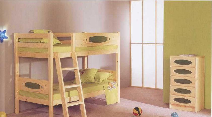 翡翠藤器儿童床c-041组合