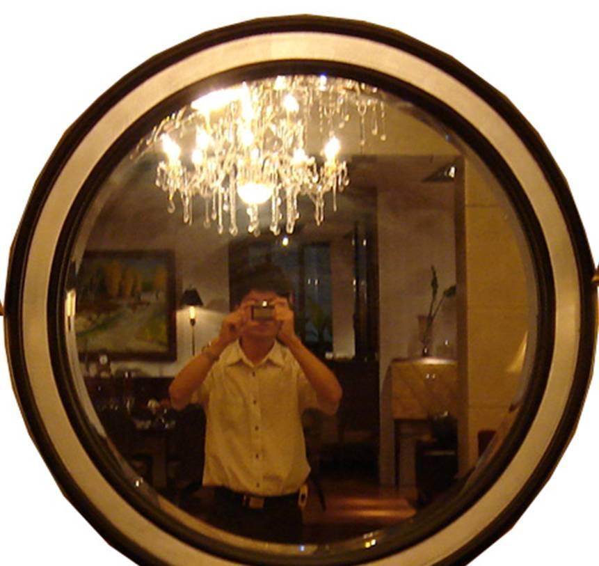 美凯斯客厅家具魅力摩登系列装饰镜M-C466DM-C466D