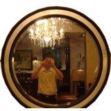 美凯斯客厅家具魅力摩登系列装饰镜M-C466D
