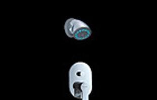 惠达HD504L-04暗装淋浴水龙头HD504L-04