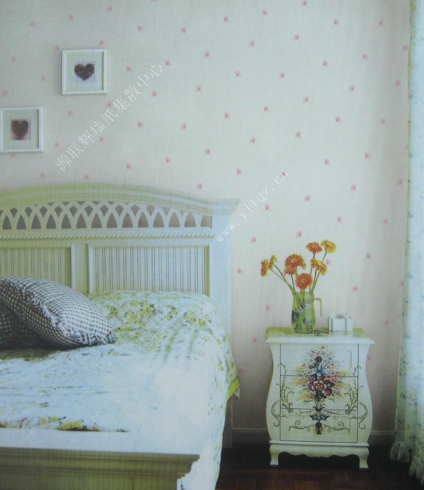 欧雅壁纸墙纸花海fh0801