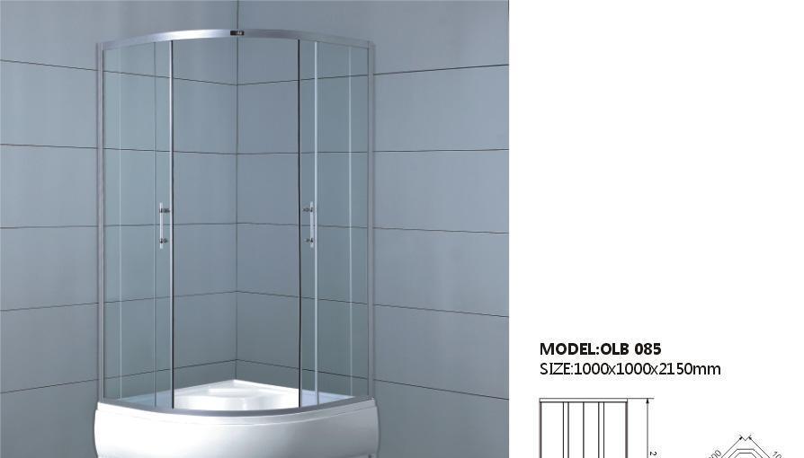欧罗芭整体淋浴房OLB085OLB085