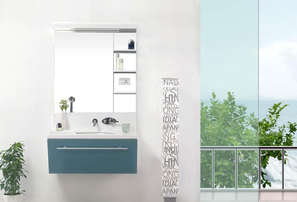 银晶浴室柜 CS6090CS6090