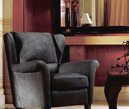北山家居客厅家具单人沙发1SA818AD1SA818AD