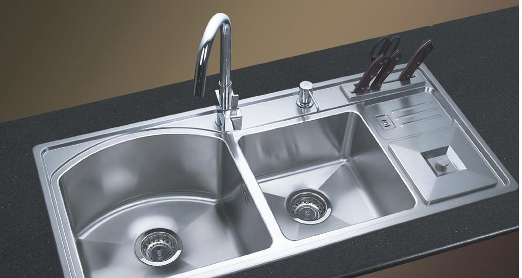阿发厨房水槽AF-1020BAF-1020B