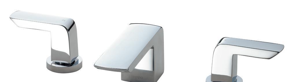 TOTO凯奥系列8寸双柄混合龙头DL210DL210