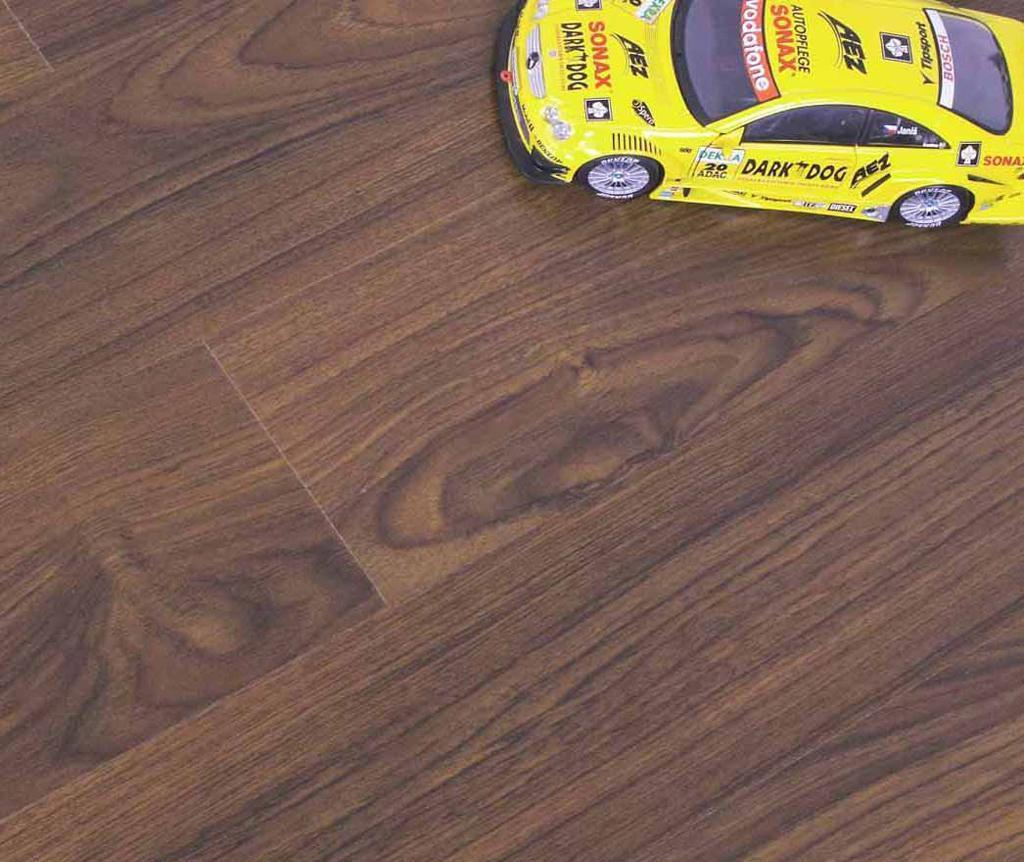 格林德斯.泰斯地板强化复合地板钻石U型槽-瑞典瑞典玉檀木