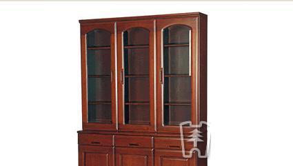 华丰家具书柜h01h01