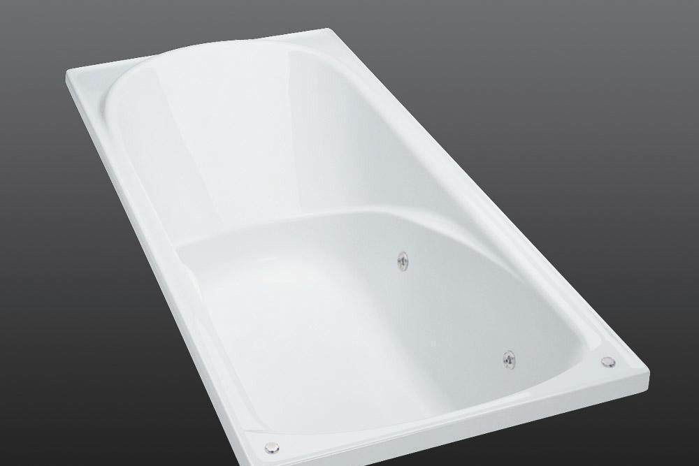 科勒- 思都 压克力按摩浴缸K-555TK-11221T-W03/K-555T
