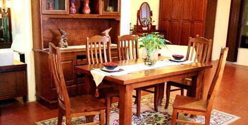 思可达餐厅家具308型餐台-1308型餐台-1