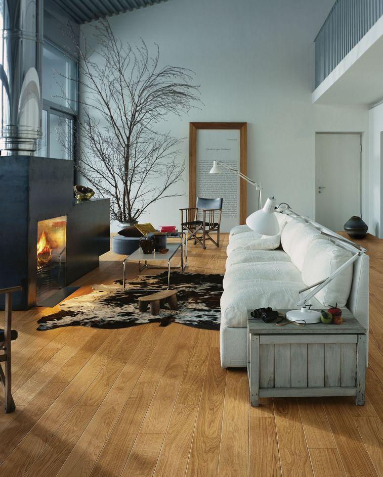 圣象康树KG5155立陶宛橡木三层实木复合地板KG5155