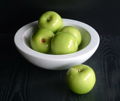 EC-青苹果