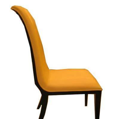 美凯斯餐厅家具餐椅M-C460C(白色超纤皮)M-C460C(白色超纤皮)